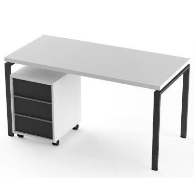 Стол + тумба Salita Promo (TXG1436) Графит
