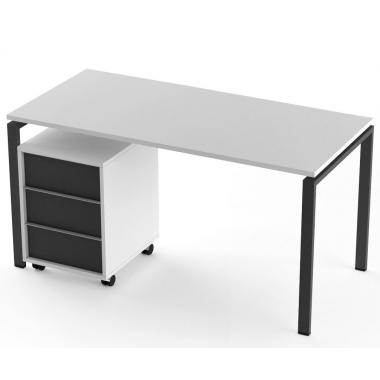 Стол + тумба Salita Promo (TXG1418) Графит