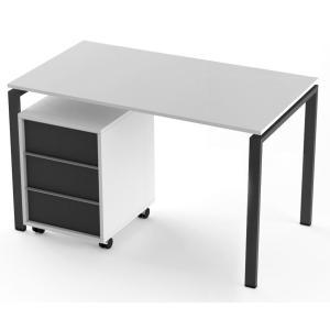 Стол + тумба Salita Promo (TXG1218) Графит