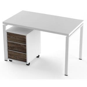 Стол + тумба Salita Promo (TX1236) Белый