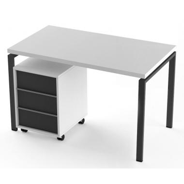 Стол + тумба Salita Promo (TXG1236) Графит