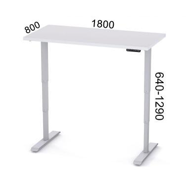 Регулируемый стол 2х-моторный Salita Электро 36 мм (E1-180-36)