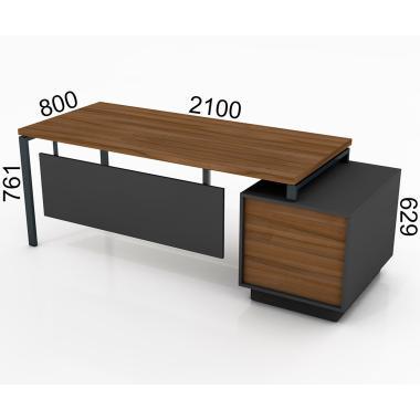 Компьютерный стол руководителя Salita Promo Top Manager 36 мм (OGT33-3s-36)
